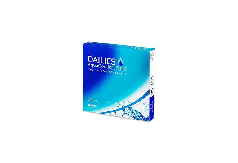 Lentes de contacto Dailies AquaComfort Plus 90L
