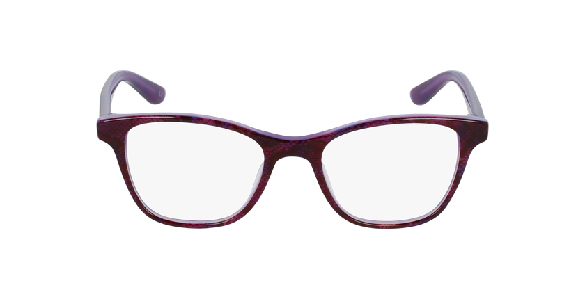 Óculos graduados criança Angele pu (Tchin-Tchin +1€) violeta - Vista de frente