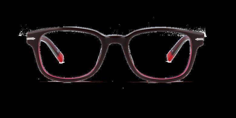 Óculos graduados homem GREENWICH vermelho/vermelho