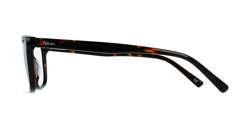 Óculos graduados homem Lubin TO (TCHIN-TCHIN +1€) tartaruga  - Vista lateral