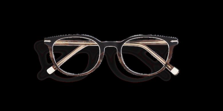 Óculos graduados senhora NANTUA tartaruga /violeta