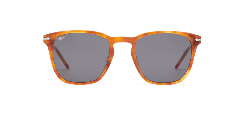 Óculos de sol homem HUNTER HV tartaruga  - Vista de frente