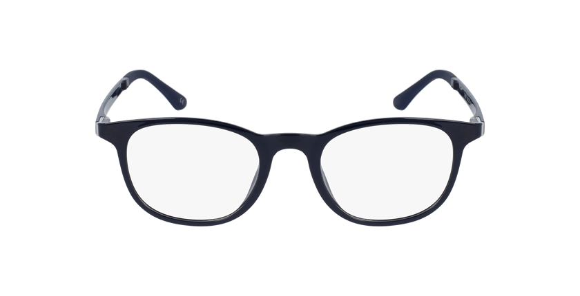 Óculos graduados homem MAGIC 20 azul - Vista de frente