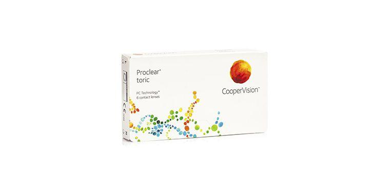 Lentes de contacto Proclear® Toric 6L