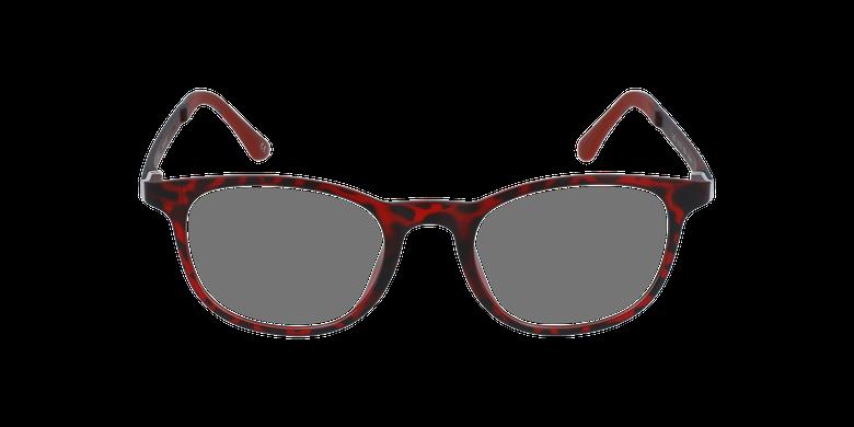 Gafas oftálmicas hombre MAGIC 20 rojo/carey