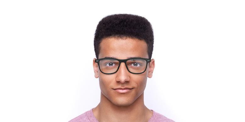 Óculos graduados homem MAGIC 46 BLUEBLOCK - BLOQUEIO LUZ AZUL preto