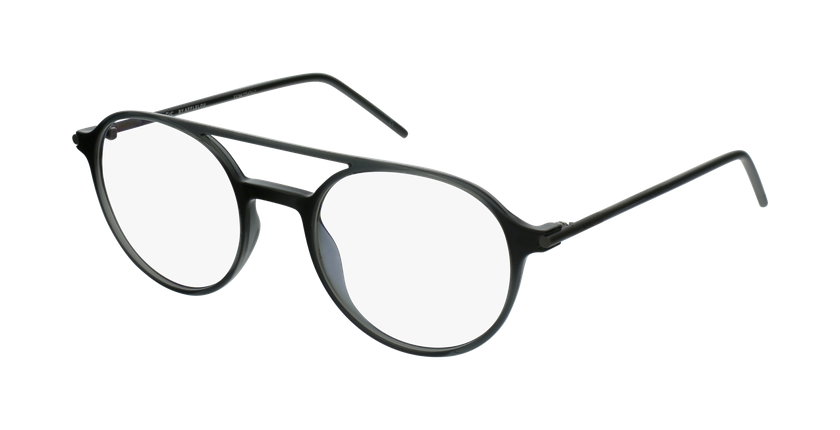 Óculos graduados MAGIC 74 GY cinzento - vue de 3/4