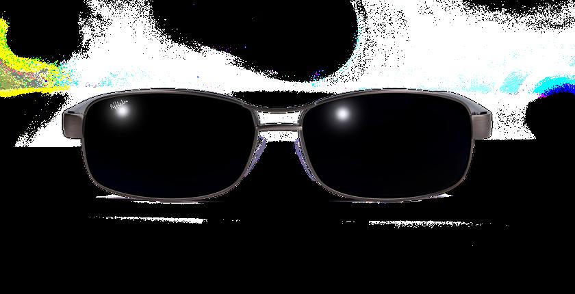 Lunettes de soleil homme MARCO vert - vue de face