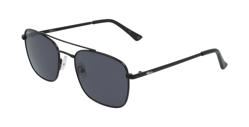 Óculos de sol SAND BKO1 preto - vue de 3/4