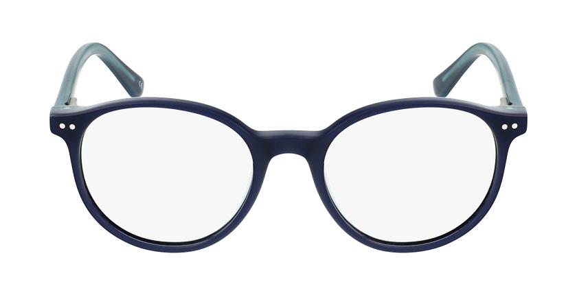 Óculos graduados criança JUDE BL (TCHIN-TCHIN +1€) azul/turquesa - Vista de frente