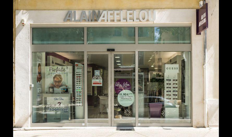 Opticien afflelou salon de provence 7 cours carnot 13300 for 13300 salon de provence france