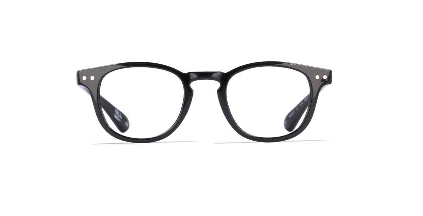 Óculos graduados criança BLUEBLOCK CRIANÇA preto - Vista de frente