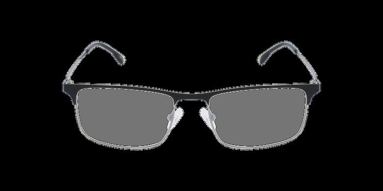 Óculos graduados homem MAGIC 51 BLUEBLOCK - BLOQUEIO LUZ AZUL preto/cinzento