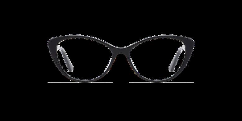 Óculos graduados senhora JUSTINE BK (Tchin-Tchin +1€) preto