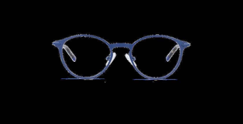 Gafas graduadas mujer TOPAZE negro - vista de frente