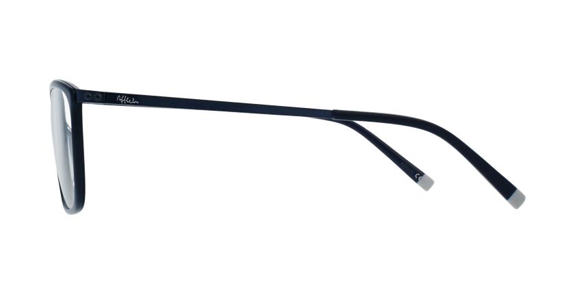 Óculos graduados homem WAGNER BL azul - Vista lateral