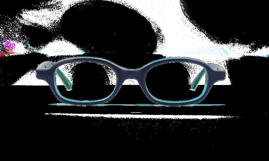 Lunettes de vue enfant JIM bleu