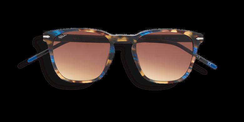 Óculos de sol homem HUNTER BL tartaruga /azul
