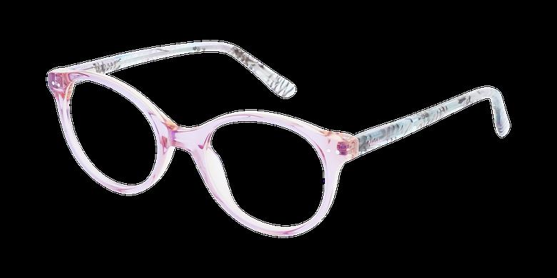 Lunettes de vue enfant ELIANA violet/rose