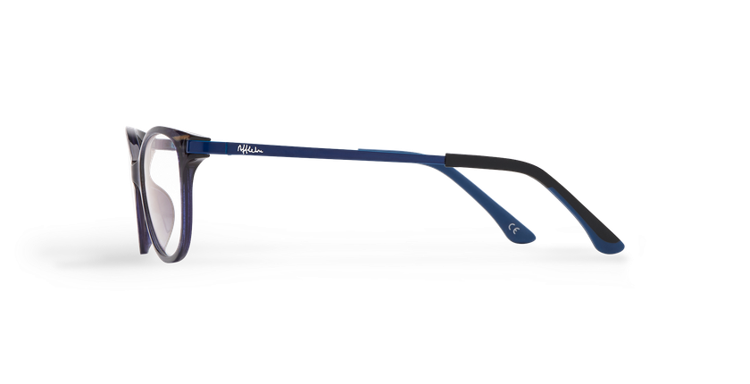 3253bb4fb Óculos graduados criança MAGIC 31 BL01 azul - Vista lateral ...