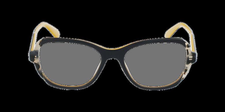 Lunettes de vue femme 0PR 03VV bleu/noir