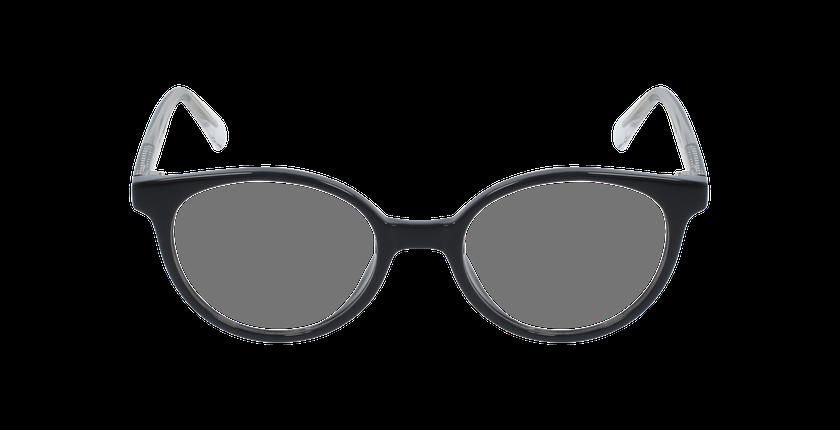 Lunettes de vue enfant RZERO25 noir - Vue de face