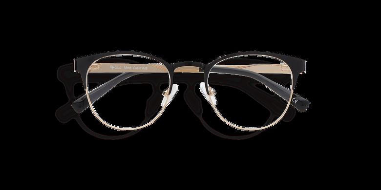 Óculos graduados senhora FANTINE BK (Tchin-Tchin +1€) preto