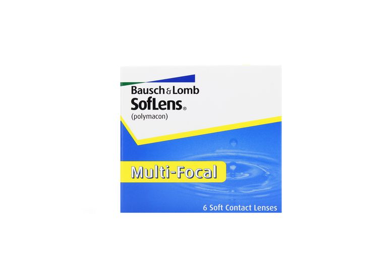 Lentilles de contact SofLens Multifocal 6L