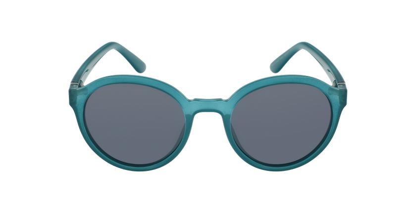 Óculos de sol senhora BIANCA GR verde - Vista de frente