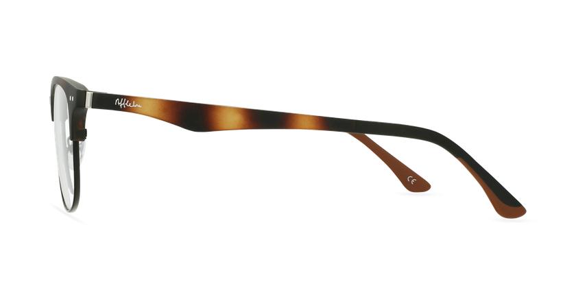 Óculos graduados MAGIC 92 TO ECO FRIENDLY tartaruga/preto - Vista lateral