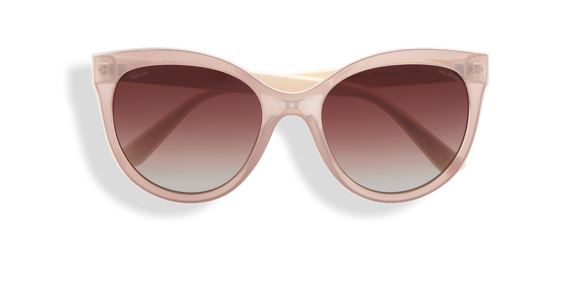 c31d524d31 Gafas de sol AMANA POLARIZED rosa & blanco - Afflelou