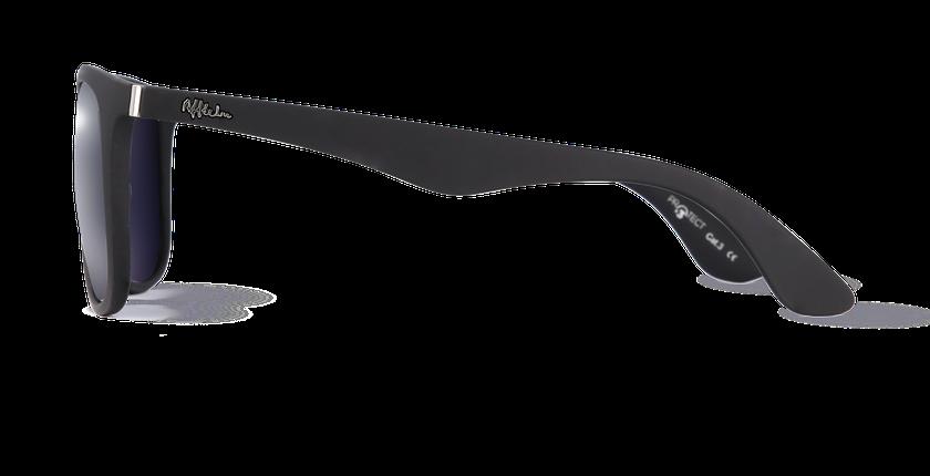 Gafas de sol hombre TIVOLI POLARIZED negro - vista de lado