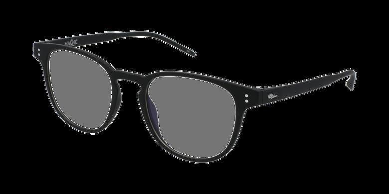 Óculos graduados MAGIC 47 BLUEBLOCK - BLOQUEIO LUZ AZUL preto