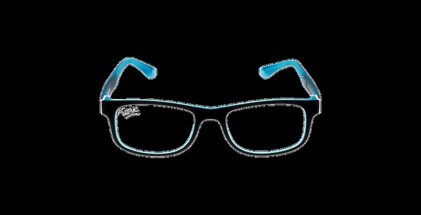 Gafas graduadas niños LIGHT TONIC negro - vista de frente