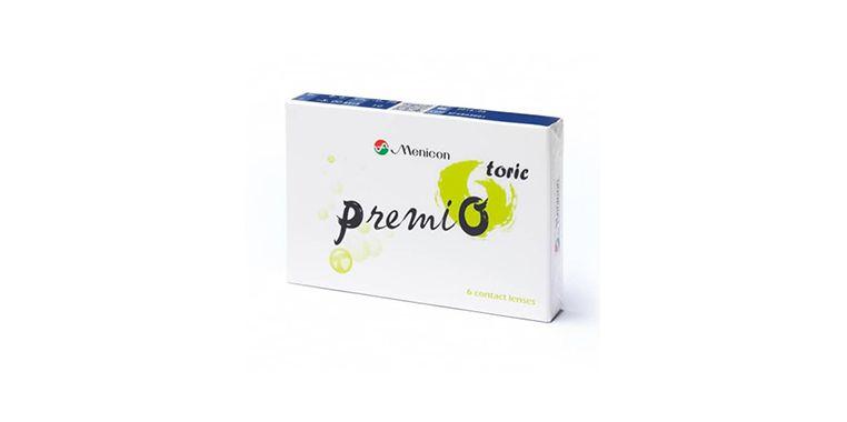 Lentilles de contact Menicon PremiO Toric