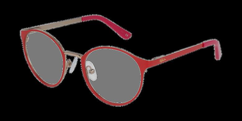 Óculos graduados criança LOUANE pk (Tchin-Tchin +1€) rosa/dourado