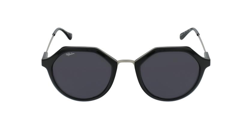 Óculos de sol SWANN BK preto - Vista de frente