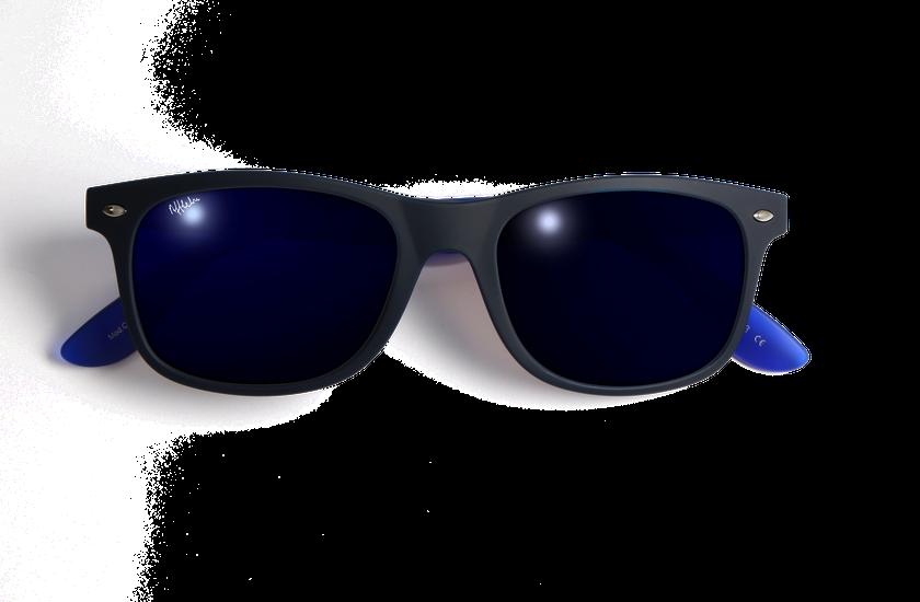 Lunettes de soleil homme CARUCEDO bleu - danio.store.product.image_view_face