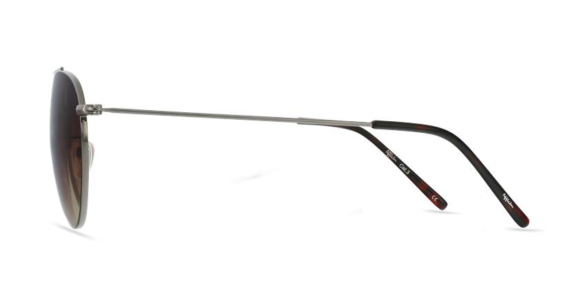 Óculos de sol MARENA GU metalizado - Vista lateral