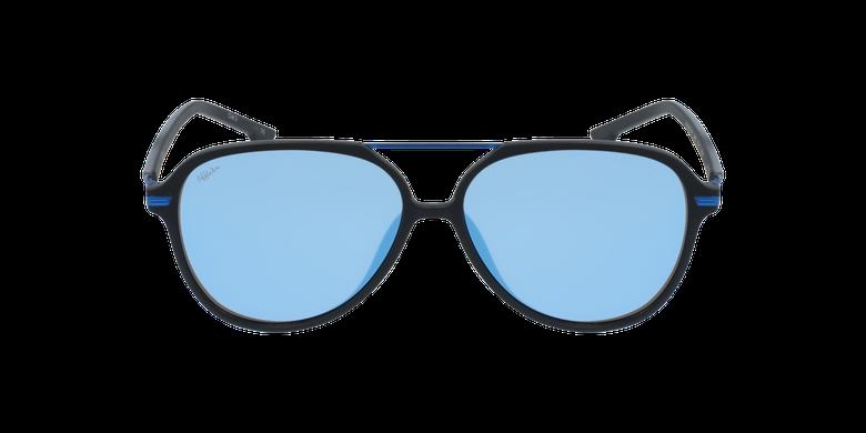 Lunettes de soleil homme BASAURI noir/bleu