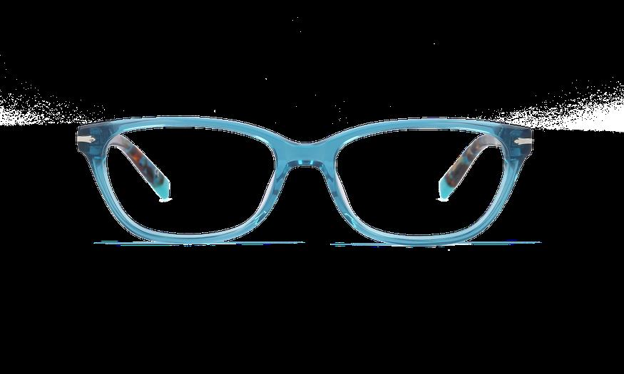 Lunettes de vue femme PLYMOUTH bleu