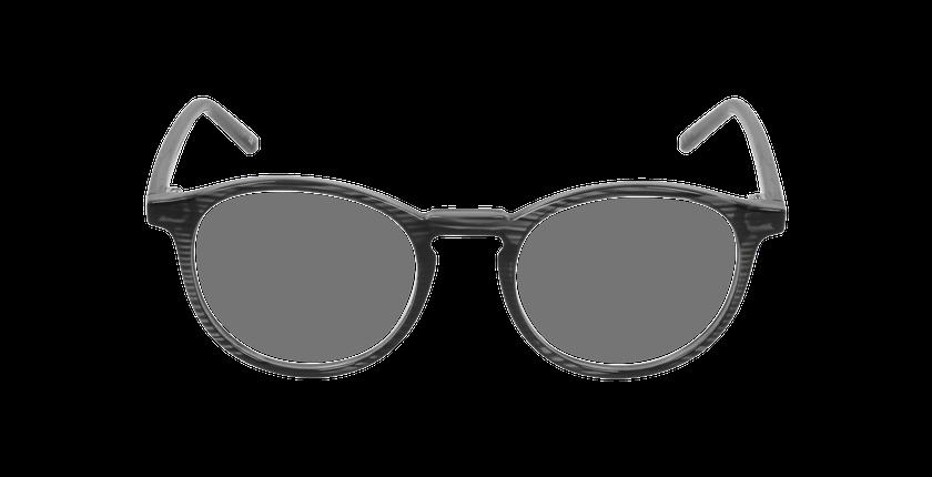 Lunettes de vue enfant RZERO26 bleu - Vue de face