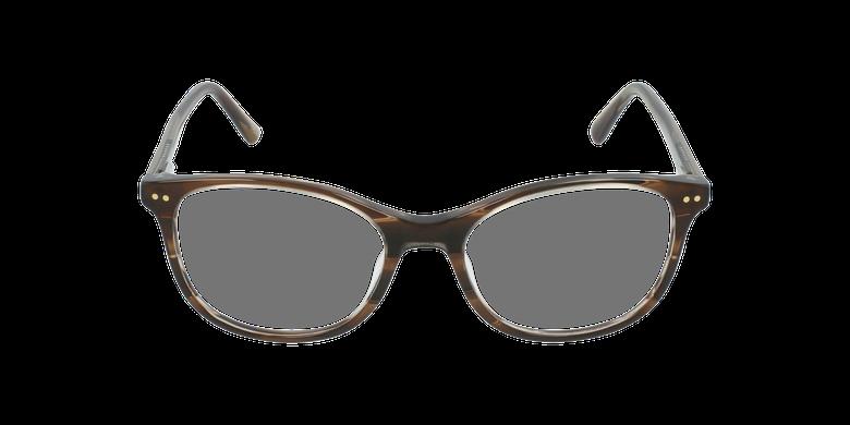 Óculos graduados criança PAULA BR (TCHIN-TCHIN +1€) castanho