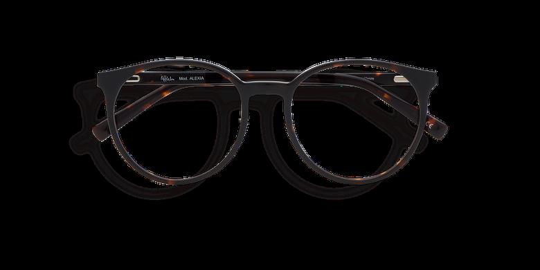 3a9cc88cf ... Óculos graduados senhora ALEXIA (Tchin-Tchin +1€) azul
