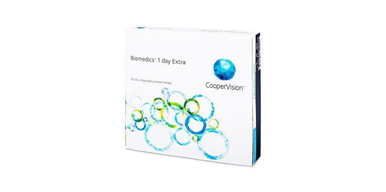 Lentilles de contact Biomedics® 1day 90L