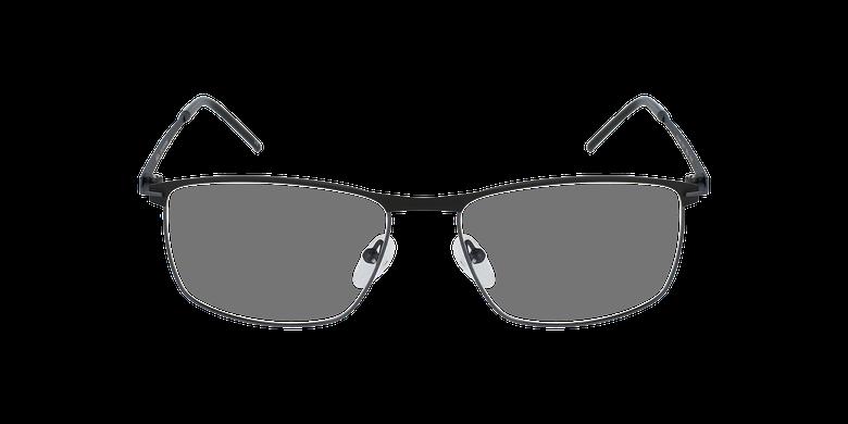 Óculos graduados homem SATURNE BKGU preto/cinzento