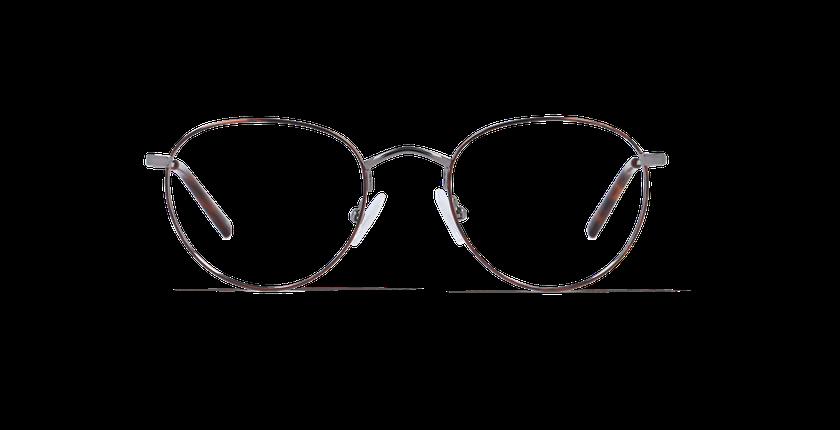 Gafas graduadas hombre JADEN carey - vista de frente