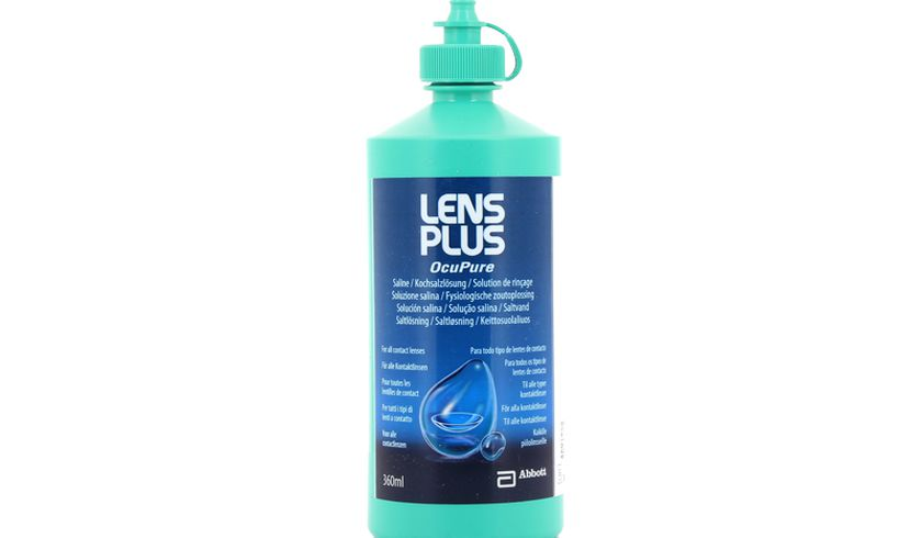 Lens Plus Ocupure 360ml - vue de face