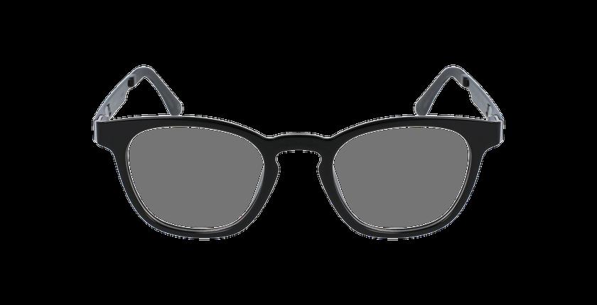 Lunettes de vue MAGIC 15 noir/noir brillant - Vue de face