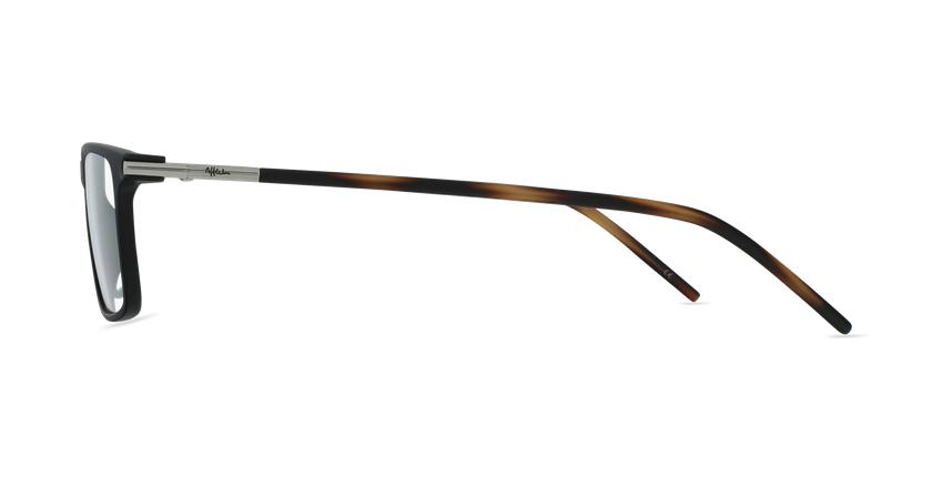 Óculos graduados homem MAGIC 72 BK preto/tartaruga  - Vista lateral